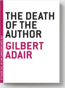 Adair-Death-author