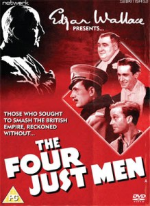 the-four-just-men-DVD